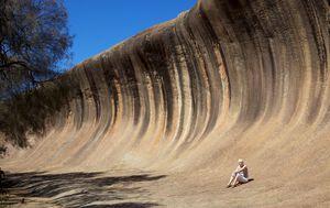 Wave rock, Australija - 5