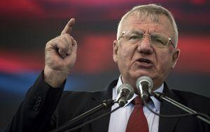Vojislav Šešelj (Foto: AFP)