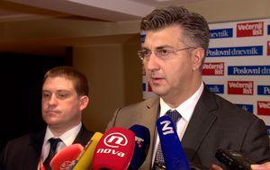 Plenković o putovanju u Mostar (Foto: dnevnik.hr)