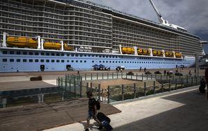 Kruzer Ovation of the Seas (Foto: AFP)