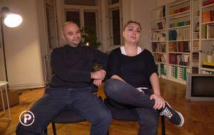 Prvi Romi u povijesti koji su dobili nagradu Hrvatskog glumišta za izniman doprinos kazališnoj umjetnosti (Foto: Dnevnik.hr) - 7