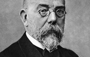 Robert Koch (Foto: AFP)