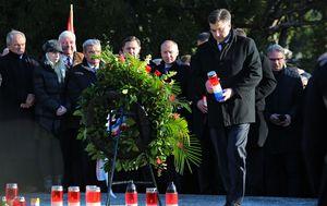 Na Mirogoju obilježena 18. godišnjica smrti predsjednika Tuđmana (Foto: Pixell)