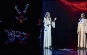 Supertalent - finalisti Atomi i sestre Ramljak (Foto: PR)