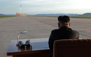 Kim Jong Un (Foto: AFP)