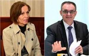 Mara Tomašević i Alojz Tomašević (Foto: Pixsell)