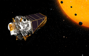 Teleskop Kepler (Foto: NASA/Ames Research Center/Wendy Stenzel)