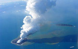 Hunga Tonga - Hunga Ha'apai (Foto: AFP)