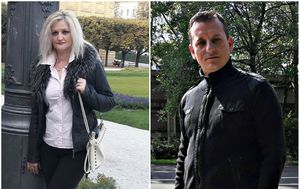 Ivica Kudelić i Kristina Koren (FOTO: Privatni album)