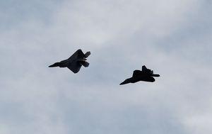 Američki lovci F-22 (Foto: AFP)