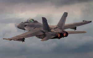 F-18 (Foto: Thinkstock)