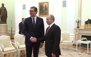 Vučić u Moskvi (Foto: Dnevnik.hr)