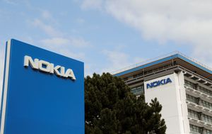 Nokia (Foto: AFP)
