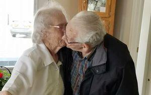 Herbert i Audrey Goodine zajedno su već 73 godine (FOTO: Facebook/Dianne Phillips))