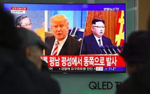 Donald Trump i Kim Jon Un (Foto: AFP)