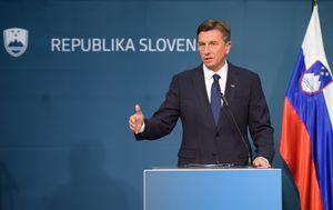 Borut Pahor (Foto: AFP)