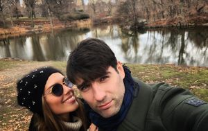 Vedran Ćorluka, Franka Batelić (FOTO: Instagram)