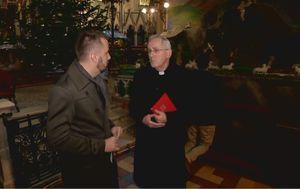Josip Kuhtić, rektor Zagrebačke katedrale (Foto: Dnevnik.hr) - 2