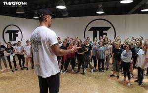 TransForm Winter Dance Camp (FOTO: PR)