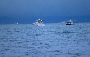 Policija čuva savudrijske ribare (Foto: Dnevnik.hr)
