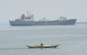 Ruski tanker, arhiva (Foto: AFP)