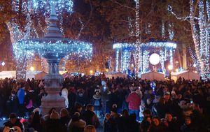 Počeo advent u Zagrebu (Foto: Dnevnik.hr) - 1