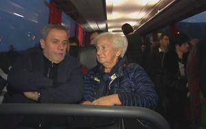 Milan Bandić u autobusu na liniji Krapina-Zagreb (Foto: Dnevnik.hr)