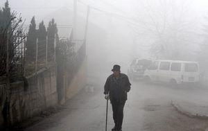 Sarajevo je najzagađeniji grad na svijetu (Foto: AFP)
