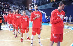 Hrvatska košarkaška reprezentacija (Foto: Davor Javorovic/PIXSELL)