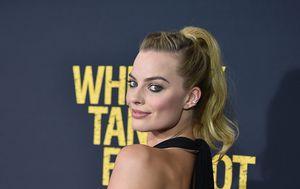 Margot Robbie (Foto: AFP)