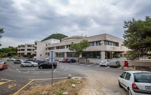 Bolnica u Dubrovniku (Foto: Grgo Jelavic/PIXSELL)