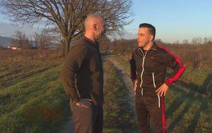 Ivan Zak i Davor Garić (Foto: Dnevnik.hr) - 2