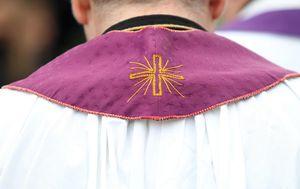 Svećenik, ilustracija (Foto: Marijan Susenj/PIXSELL)