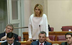 Milanka Opačić (Foto: Dnevnik.hr)