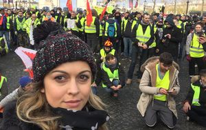 Prosvjed u Parizu (Foto: Ana Malbaša) - 16