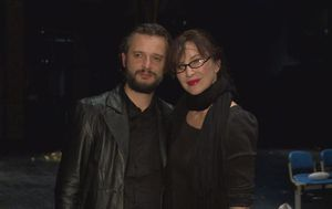 Damir Josipović i Senka Bulić (Foto: Dnevnik.hr)
