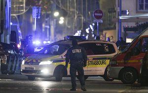 Napad su Strasbourgu (Foto: AFP)