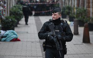 Policija u Strasbourgu (Foto: AFP)