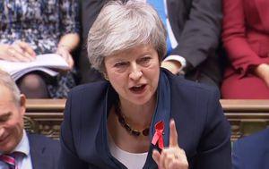 Britanska premijerka Theresa May (Foto: AFP)