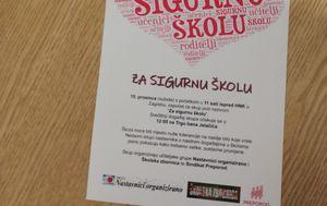 Javni skup za Sigurnu Školu (Foto: Dnevnik.hr)