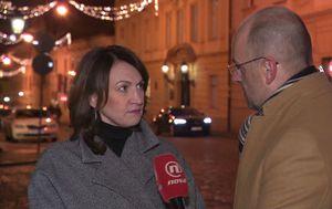Zamjenica gradonačelnika Zagreba Jelena Pavičić Vukičević o izglasavanju zagrebačkog proračuna (Foto: Dnevnik.hr) - 1