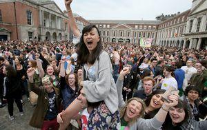 Irski parlament legalizirao pobačaj (Foto: AFP)