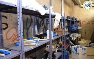 Policija pretražila prostorije Bad Blue Boysa (Foto: Policijska uprava zagrebačka) - 7