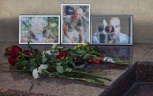 Ruski novinari ubijeni u Africi (Foto: AFP)