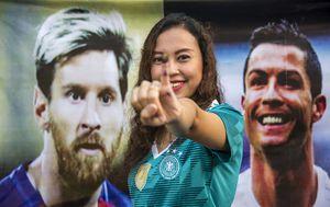 Lionel Messi i Cristiano Ronaldo (Foto: AFP)