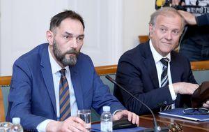 Dražen Jelenić i Dražen Bošnjaković, arhiva (Foto: Patrik Macek/PIXSELL)
