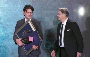 Zlatko Dalić i Miroslav Blažević (Foto: Goran Stanzl/PIXSELL)