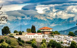Grčka, zima - 5