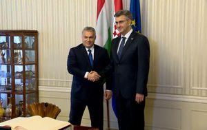 Dvogodišnjica Plenkovićeve najave otkupa dionica INA-e (Foto: Dnevnik.hr) - 3