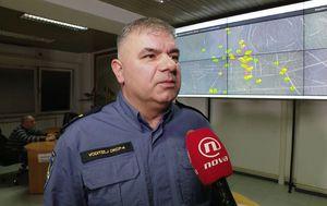 Stipo Mandić, voditelj OKC-a PU Zagrebačke (Foto: Dnevnik.hr)